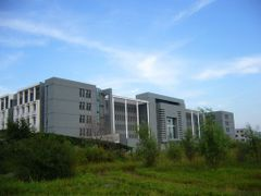 Computer Building of Jilin University by <b>Zhang Chen</b> ( a Panoramio image )