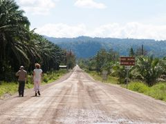 Road to Corcovado by <b>Derk Uil</b> ( a Panoramio image )