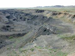 chandman coal mine by <b>kristynab</b> ( a Panoramio image )