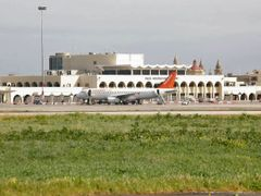 Luqa Airport by <b>longdistancer</b> ( a Panoramio image )