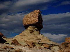 Pebbles Throne - Stud Horse Point by <b>Bernhard Fertig</b> ( a Panoramio image )