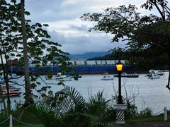 The panamacanal from the hotel by <b>pauwels ferdi</b> ( a Panoramio image )