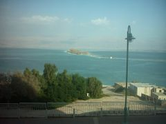 Dead Sea as it seen from Hotel near by by <b>shayhugi</b> ( a Panoramio image )