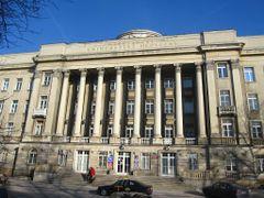 Warszawski Uniwersytet Medyczny by <b>?BOGDAN?</b> ( a Panoramio image )