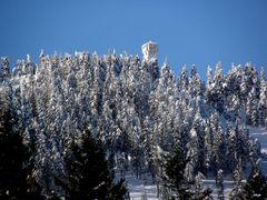 """DOLNI   MORAVA - rozhledna """"Klepy"""" - (1134 metru nad morem) /  T by <b>votoja - CZ</b> ( a Panoramio image )"""