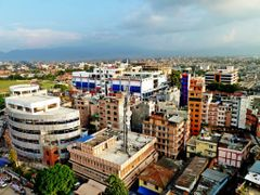 "Human""s Construction -HDR photo of Kathmandu  by <b>Sanjaya poudyal *sp*</b> ( a Panoramio image )"