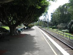 Wahroonga station by <b>-Yury-</b> ( a Panoramio image )