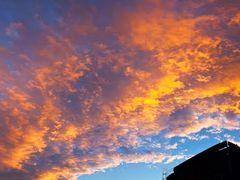 """""""El mismo cielo que nos cobija a todos""""  Para todos los Pano-usu by <b>Marah</b> ( a Panoramio image )"""
