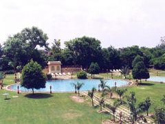 Rajasthan - Jaipur - The Jai Mahal Palace Hotel by <b>Paolo Grassi</b> ( a Panoramio image )