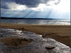 Beach Rays by <b>Rein Nomm</b> ( a Panoramio image )