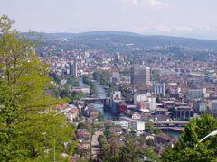 043 Zurich, Limmat by <b>Daniel Meyer</b> ( a Panoramio image )
