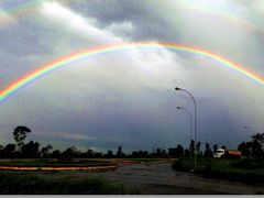 O arco-iris  e sua sombra, Brasilia  by <b>Rubens Craveiro</b> ( a Panoramio image )