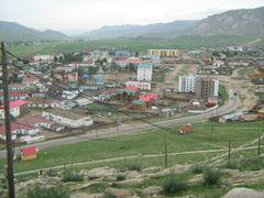 Uliasta center by <b>batselem</b> ( a Panoramio image )