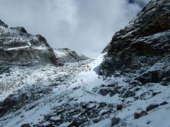 Everest Trek-42-Cho La Pass by <b>imagine.asia</b> ( a Panoramio image )