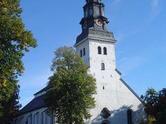 Kopings kyrka by <b>idja</b> ( a Panoramio image )