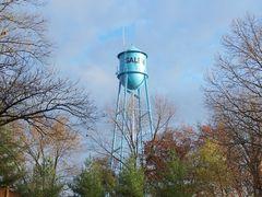 Salem Water Tower, Salem, Dent County, Missouri by <b>J. Stephen Conn</b> ( a Panoramio image )