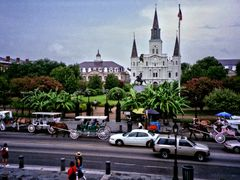 USA - Louisiana - New Orleans - Jackson Square (2000) by <b>© Sonny?</b> ( a Panoramio image )