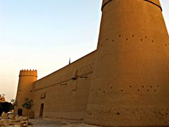 Al Masmak Castle  by <b><Naklaj21></b> ( a Panoramio image )