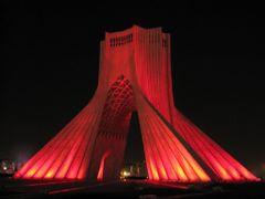 Red freedom  by <b>Alireza Javaheri</b> ( a Panoramio image )