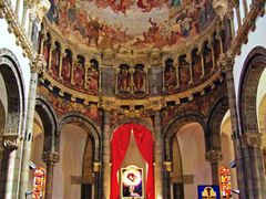 Cathedral of St Vincent de Paul, Tunis, Tunisia by <b>Hamed Ansari</b> ( a Panoramio image )