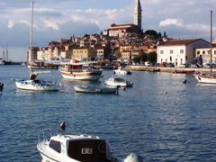 Rovinj - view to a St. Eufemija by <b>Marin Stanisic</b> ( a Panoramio image )