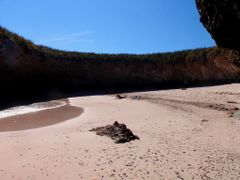 Beach of Love all to ourselves by <b>ElJohnny14</b> ( a Panoramio image )
