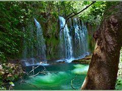 Kursunlu waterfall by <b>patano</b> ( a Panoramio image )