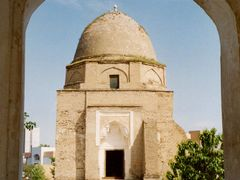 Ruhabad mausoleum by <b>IPAAT</b> ( a Panoramio image )