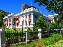 Parliament of South Africa by <b>Joan Felip</b> ( a Panoramio image )