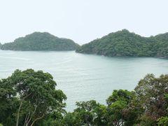 Bahia Huevos,  Islas Palmitas  (Huevos) y Punta Huevos,Golfo de  by <b>Melsen Felipe</b> ( a Panoramio image )