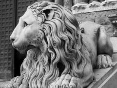 Genoa. Detail of the Cathedral of San Lorenzo. Генуя. Фрагмент С by <b>Buts_YV</b> ( a Panoramio image )