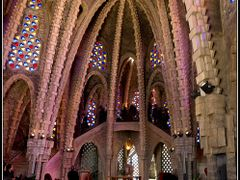 Santuari de la Mare de Deu de Montserrat, Montferri - Obra de Jo by <b>Llorenc</b> ( a Panoramio image )