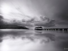 Hanalei Bay by <b>Lee Sie</b> ( a Panoramio image )