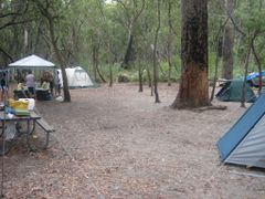 Jervis Bay campsite by <b>VladROM</b> ( a Panoramio image )