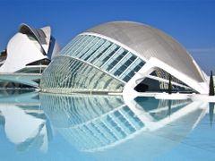 "l""Emisferic. Valencia. by <b>Bach Quatre</b> ( a Panoramio image )"