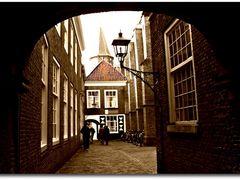 """""""Sint Agathaplein"""" - Delft - The Netherlands by <b>© cvandermeijden</b> ( a Panoramio image )"""