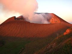 Volcan Telica at first red light from dawn by <b>snorth</b> ( a Panoramio image )