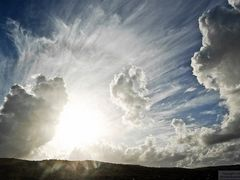 Exploding sky by <b>Michael Braxenthaler</b> ( a Panoramio image )