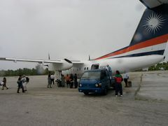 Enewetak airport by <b>nnoguci</b> ( a Panoramio image )