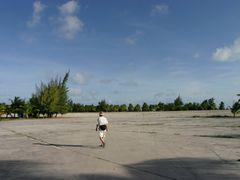 enewetak airport runway by <b>nnoguci</b> ( a Panoramio image )