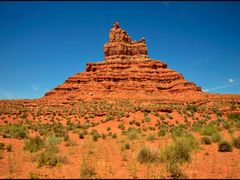 Valley Of The Gods by <b>Faryndale</b> ( a Panoramio image )