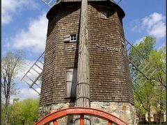 Wind Mill Wheel by <b>Rein Nomm</b> ( a Panoramio image )