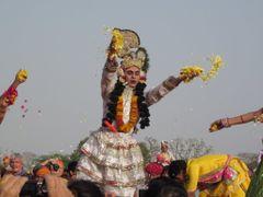 The elephant festival. by <b>pradeep kumar chatterjee</b> ( a Panoramio image )