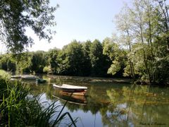 Le canal du Loing by <b>B.Pejchinov</b> ( a Panoramio image )