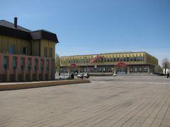 Буда-Кошелево Универмаг by <b>7ta</b> ( a Panoramio image )