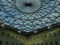Roof of National Maritime Museum by <b>BertKg</b> ( a Panoramio image )
