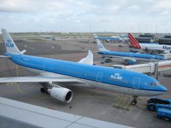 KLM Royal Dutch Airlines by <b>Johan Zuidema</b> ( a Panoramio image )