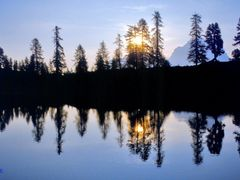 Reflexes in the morning by <b>sistuccio</b> ( a Panoramio image )