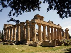 Lybia - Cyrene - Zeus temple by <b>Cottius</b> ( a Panoramio image )