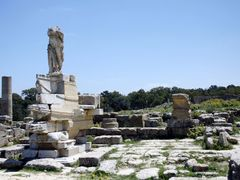 Lybia - Cyrene - In memoriam of a forgotten naval victory by <b>Cottius</b> ( a Panoramio image )